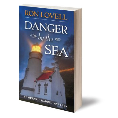Danger by the Sea, Lorenzo Madrid Mystery by Ron Lovell