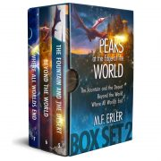 The Peaks Saga eBook Bundle 2 (Books 5-7)